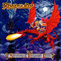 Cd Rhapsody - Symphony Of Enchanted Lands - Frete Grátis