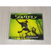 Cd Soulfly - Umbabarauma (single Inglês) Max Sepultura