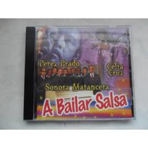 Célia Cruz Sonora Matancera Perez Prado Cd A Bailar Salsa