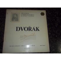 Lp Vinil Dvorak Grandes Compositores Da Música Universal