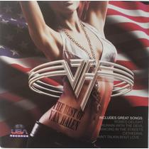Cd Van Halen The Best Of