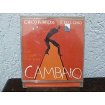 Cd Cambaio ( Diversos) - Chico Buarque / E Lobo
