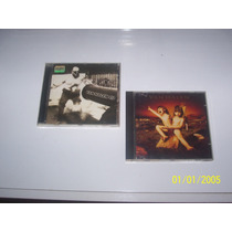 Lote Com 2 Cds Van Halen Rock Metal Heavy Hard