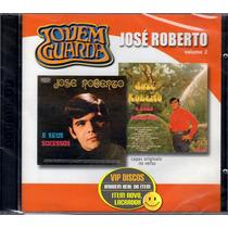 Cd José Roberto Vol. 2 Jovem Guarda Duplo - Novo Lacrado