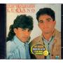 Cd Zezé Di Camargo E Luciano 1991 1° Edição Copacabana Novo