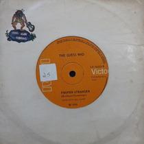 The Guess Who - No Time - Proper Strange Compacto Vinil Raro