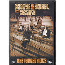 Dvd - Big Brother And The Holding Co. - With Janis Joplin