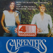 Carpenters - Sing - Bless The Beasts And Compacto Vinil Raro