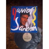 Lp Vinil David Sanborn A Change Of Heart