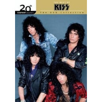 Dvd Kiss 20th Century Masters - The Best Of Kiss: The Dvd