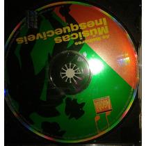 Cd Original As Melhores Músicas Inesquecíveis