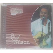 Cd Ed Wilson Seleção De Ouro 2003 Novo Lacrado Raridade
