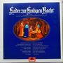 Lp Lieder Zur Heiligen Nacht (cançoes Para Noite De Natal)