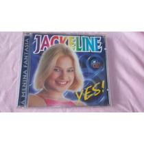 Cd Jackeline Petkovic / Jacky Yes / Frete Gratis
