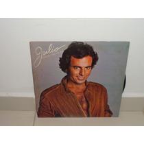Antigo Disco Vinil Lp Julio Iglesias Anos 1984
