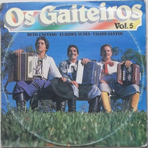 Lp Os Gaiteiros Vol.5