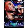 Alexandre Pires - Mais Além (dvd Original E Lacrado)