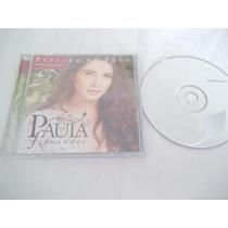 * Cd - Paula Fernandes - Pássaro De Fogo