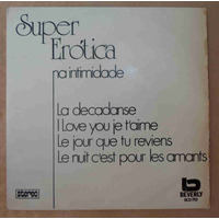 Super Erótica Compacto Vinil Nacion. Na Intimidade 1975