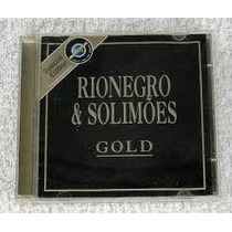 Cd Rionegro E Solimoes Gold