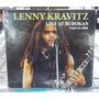 Lenny Kravitz Live At Budokan Tokyo Cd Original Lacrado