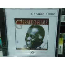 Geraldo Filme-memória -novo-original-lacrado-frete Gratis!!!
