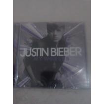 Cd Justin Bieber My Worlds Lacrado.