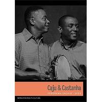 Caju E Castanha - Programa Ensaio (dvd Original E Lacrado)