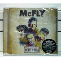 Pop Rock Cd Mcfly Memory Lane The Best Of Mcfly Lacrado