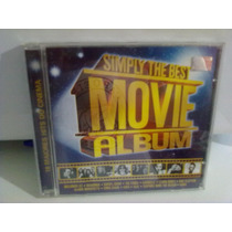 Cd Simply The Best @ Movie Album -2001- (frete Grátis)