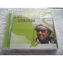 Cd - Luiz Gonzaga Serie Bis Duplo