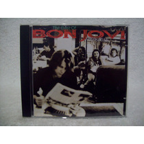 Cd Bon Jovi- Cross Road- The Best Of Bon Jovi