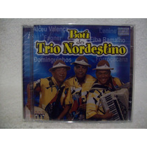 Cd Trio Nordestino- Baú Do Trio Nordestino- Lacrado