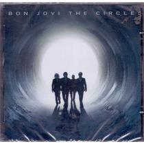 Cd Bon Jovi - The Circle - Novo***