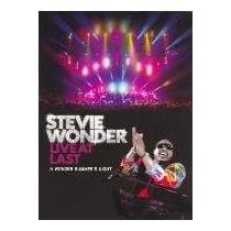 Blu Ray Stevie Wonder - Live At Last