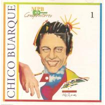 Cd Lacrado Chico Buarque Compositores Mpb 1997