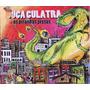 Cd Juca Culatra & Os Piranhas Pretas - Dinosapiens (breggae)