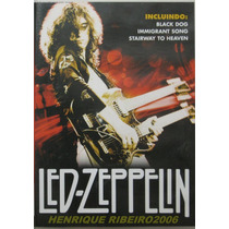 Led Zeppelin Dvd Classic Masters