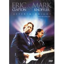 Eric Clapton & Mark Knopler (dire Straits) - Live 1988 Dvd