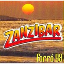 Cd Zanzibar - Forro 98