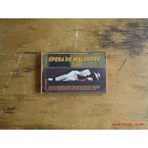 Fita K7 - Chico Buaque - Ópera Do Malandro - Edição 1979