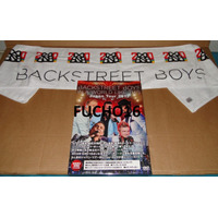 Backstreet Boys - Dvd Duplo+toalha In A World Like This Tour
