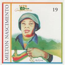 Cd Lacrado Milton Nascimento Compositores Mpb 1997