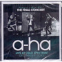Cd A-ha - Ending On A High Note The Final Concert - Novo***