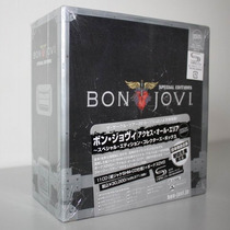 Bon Jovi - Access All Areas [11cd+1dvd] Japan - Frete Gratis