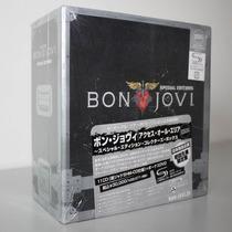 Bon Jovi - Access All Areas [11cd+1dvd] Japan - Frete Gratis