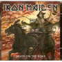Cd Duplo Iron Maiden - Death On The Road - Novo***