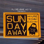 Cd Dj George Actv Presents Sunday Away
