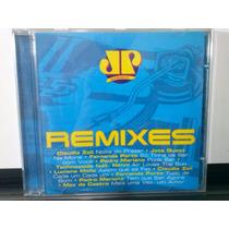 Cd - Jovem Pan Remixes - (nacional)