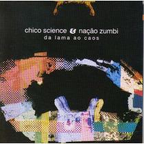 Lp Chico Science & Nação Zumbi - Da Lama Ao Caos (lacrado)